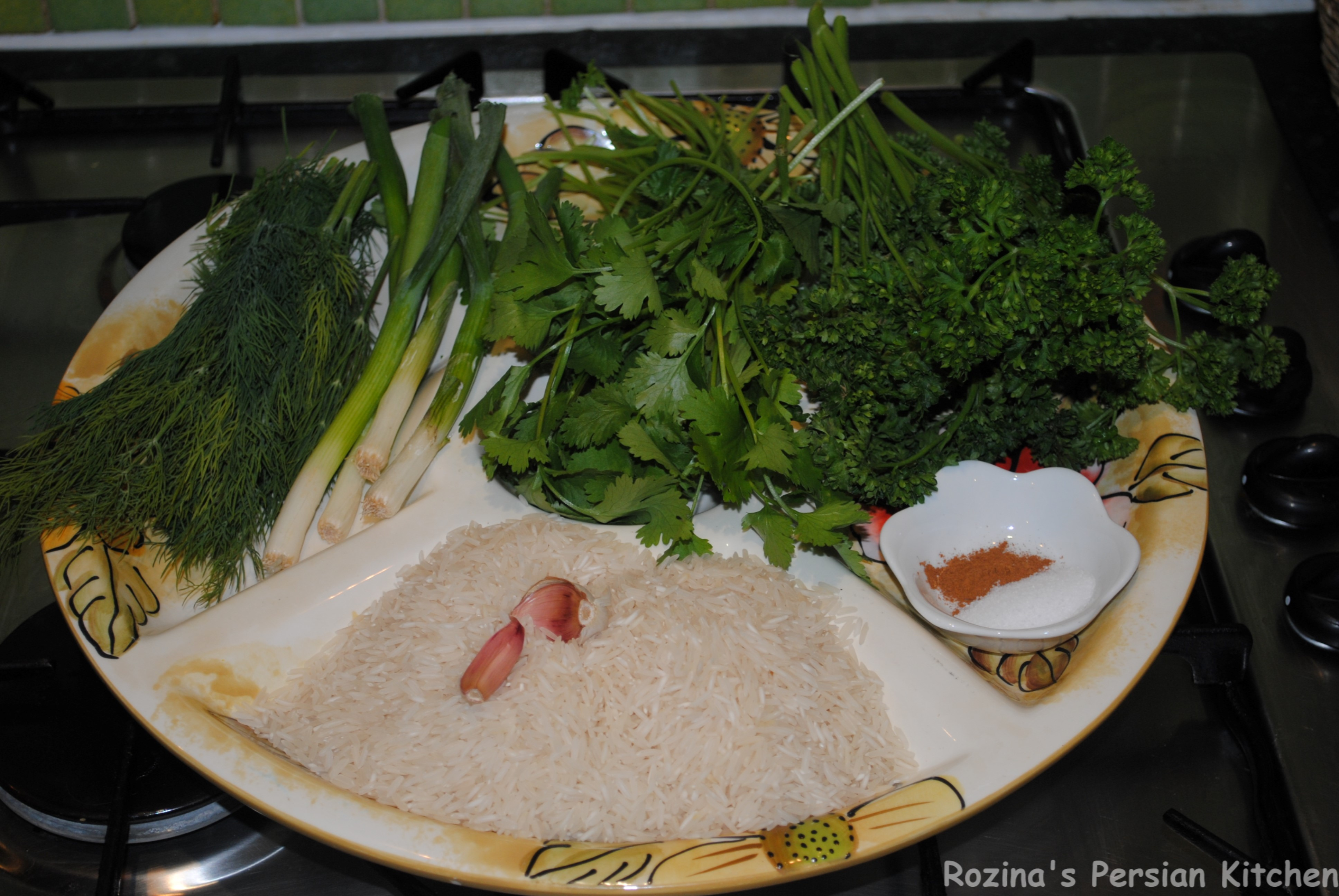 Kookoo Kitchen Menu